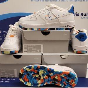 Nike Air Force 1 Multicolor Kids 4y, 6y, 7y